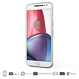 Moto G 4ta Generaci�n Plus Blanco Celular Libre