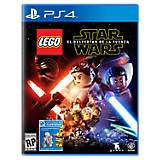 Videojuego Lego Star Wars The Force Awakens
