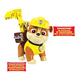 Paw Patrol Cachorro Básico Rubble Dog