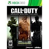 Videojuego Call of Duty colección Modern Warfare