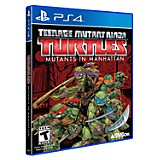 Videojuego Las Tortugas Ninja: Mutantes en Manhattan