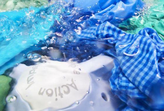 Enjuague adicional en el ciclo de lavado.