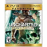 Videojuego Uncharted Drakes Fortune Favori