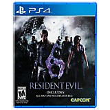 Videojuego Resident Evil 6 HD
