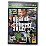 Videojuego Grand Theft Auto IV