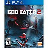 Videojuego God Eater 2: Rage Burst