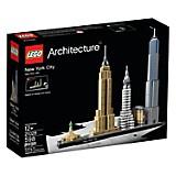 Lego Arquitecture Ciudad de Nueva York