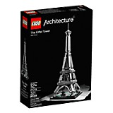 Lego Arquitecture La Torre Eiffel