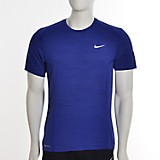 Camiseta Deportiva Cool Miler SS Azul