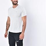 Camiseta Deportiva Cool Miler SS Blanca