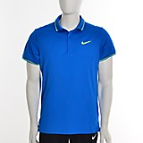 Camiseta Polo Court Azul