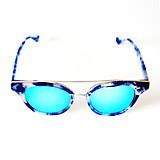 Gafas de Sol Lucile Blu-Blu