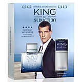 Perfume King of Seduction 100 ml Edt Va + Bálsamo Post afeitado 100 ml