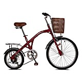 Bicicleta Crucera Paris Rin 24 pulgadas