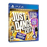 Videojuego Gold Ed. Just Dance 2017