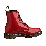 Botas 1460 W Red Patent