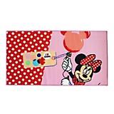 Alfombra Infantil Minnie 67x120 cm