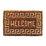 Felpudo Coco Elegant Welcome 45x75 cm