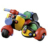 Motocicleta Scooter Armable
