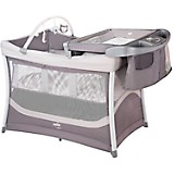 Cuna Corral Playard Illusions Charcoal