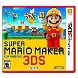 Videojuego 3DS Super Mario Maker