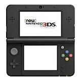 Consola New 3DS Super Mario Negro