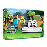 Consola Xbox One Slim 500GB + Minecraft