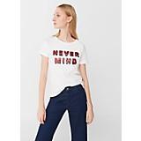 Camiseta nevermin