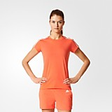 Camiseta Essentials 3S Slim Mujer
