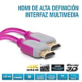 Cable HDMI HD Milt Purpura