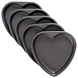 Molde Corazón Capas X 5