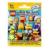Minifiguras de los Simpsons