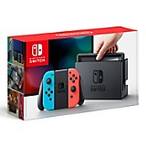 Consola Switch Neon Azul/Rojo