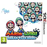 Videojuego Mario y Luigi Dream Team Bros