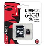Micro SD 64GB CL 10