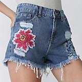 Shorts Flores
