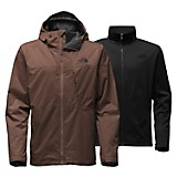 Chaqueta Impermeable Triclimate