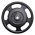 Disco Estándar 25 kg 1P con Agarre