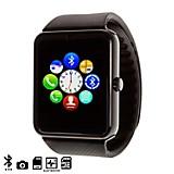 Smartwatch GT08 Simcard Bluetooth + Cámara Negro