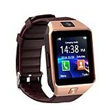 Smartwatch DZ09 + Cámara Dorado