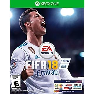 JUEGO XBOX ONE FIFA 18 ESTANDAR