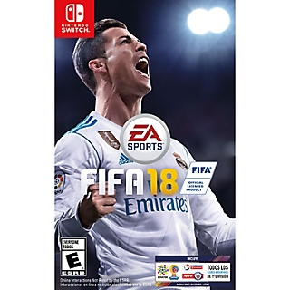 JUEGO SWITCH FIFA 18