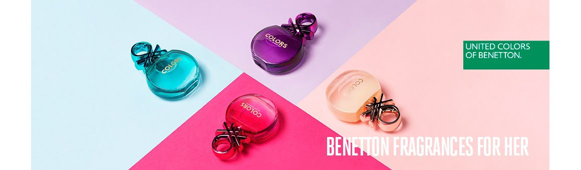 United Colors of benetton, benetton, Purple, colors, mujer, rosa, perfumes, fragancia, colonia, eau de toilette,