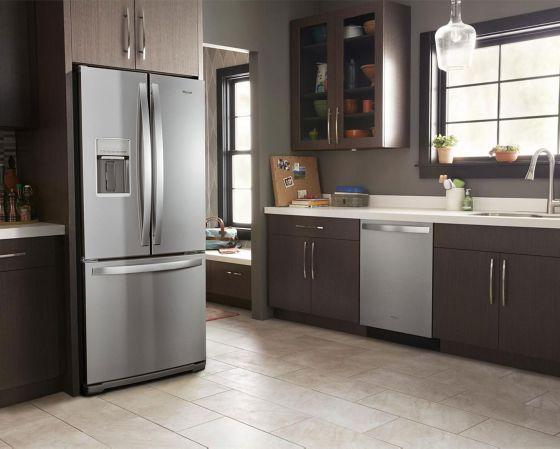 Esta nevera es una fortaleza en tu hogar. Energéticamente eficiente.