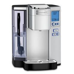 fabf96840e5 Cuisinart. Cafetera 10 tazas Capsula Reutilizable
