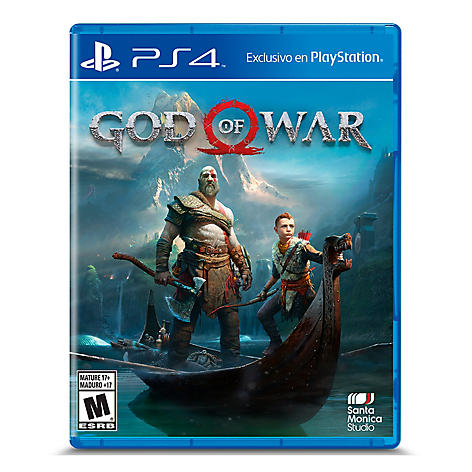Videojuego God Of War