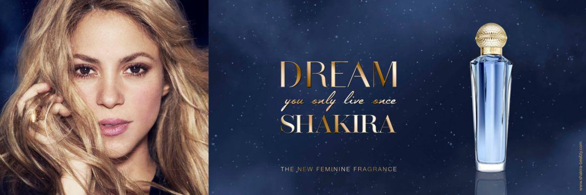 Shakira Dream, Shakira, mujer, perfume, edt, women, colonia, fragancia