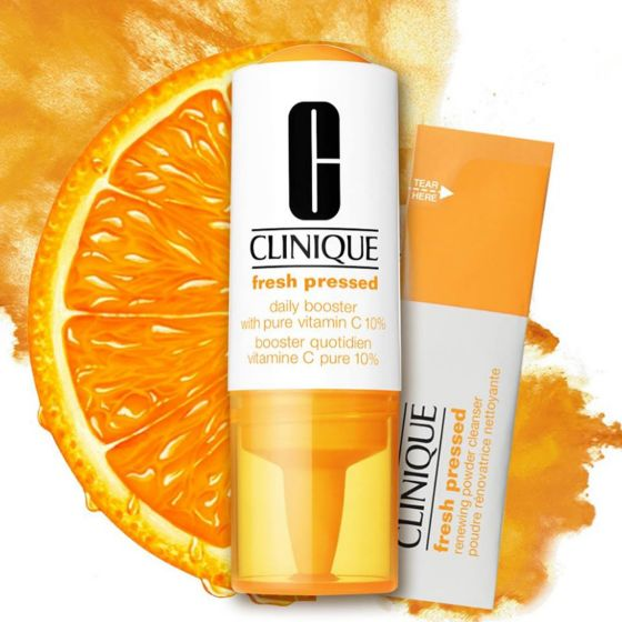 Vitamina C Fresh Pressed  Tratamiento Clinique