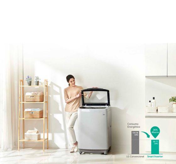 Imagen mostrando a una persona mirando el producto.