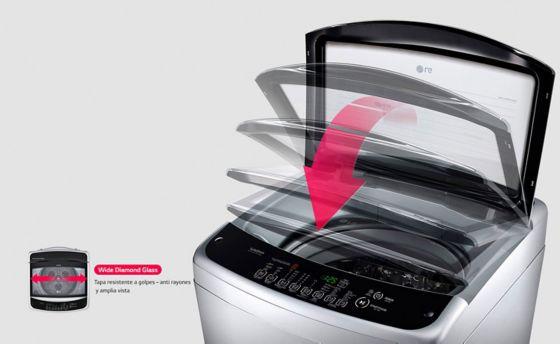 Imagen mostrando como es su suave cerrado más seguro y reduce el ruido.